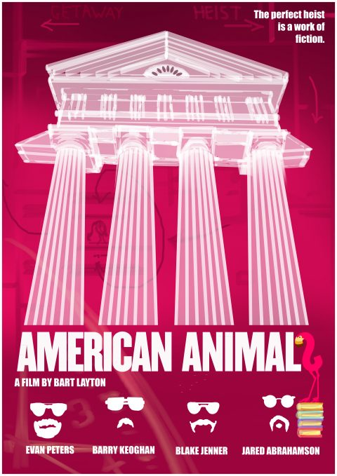 American Animals Alternative Poster 3