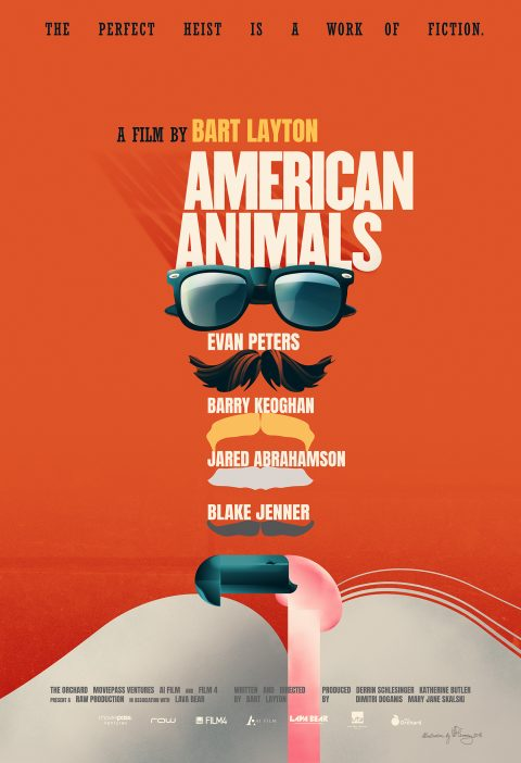 American Animals – a perfect heist is a work of fiction