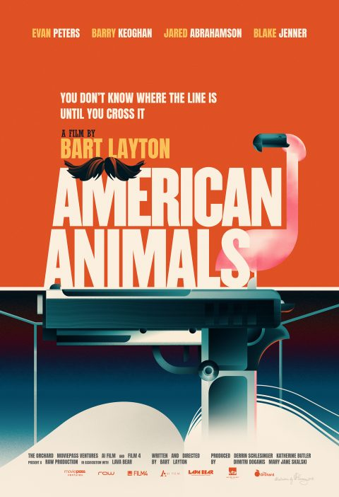 American Animals – what does it take to cross the line?