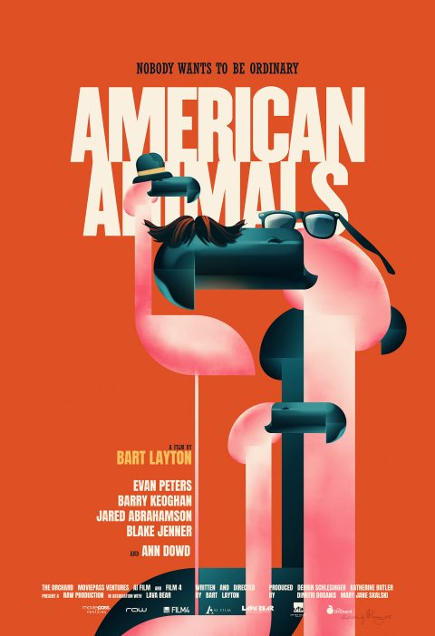 American Animals – nobody wants to be ordinary