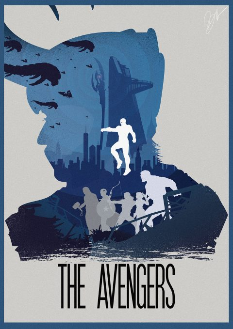 Many Faces of Cinema – Avengers