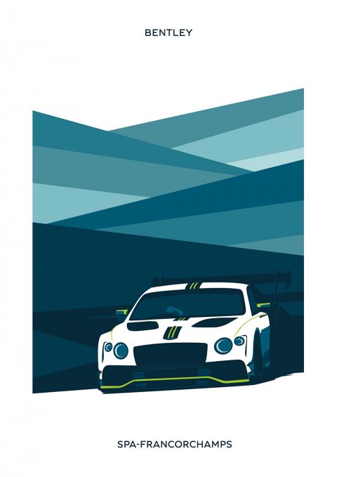 Bentley Motorsport, 24 Hours of Spa 2018