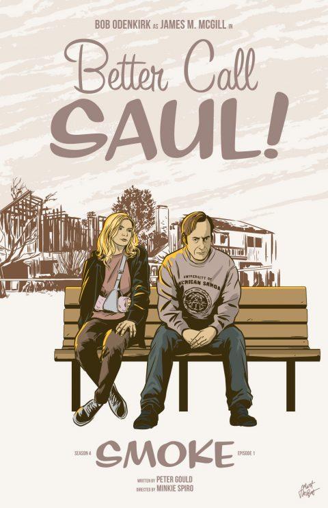 Better Call Saul season 4 episode 1
