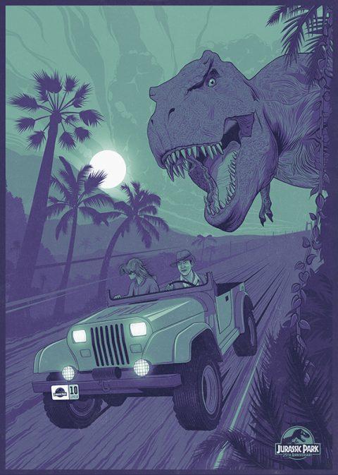 Jurassic Park 25th Anniversay