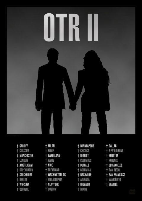 OTR II – Beyonce + Jay-Z Tour