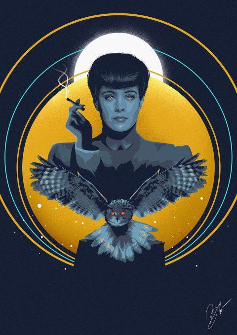 Film Heroines – Rachel (Blade Runner)