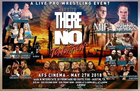 Inspire Pro Wrestling: There is no Tomorrow