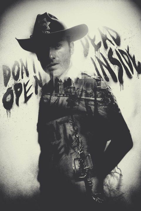 Rick – The Walking Dead