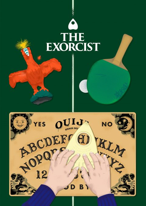 The Exorcist – Howdy