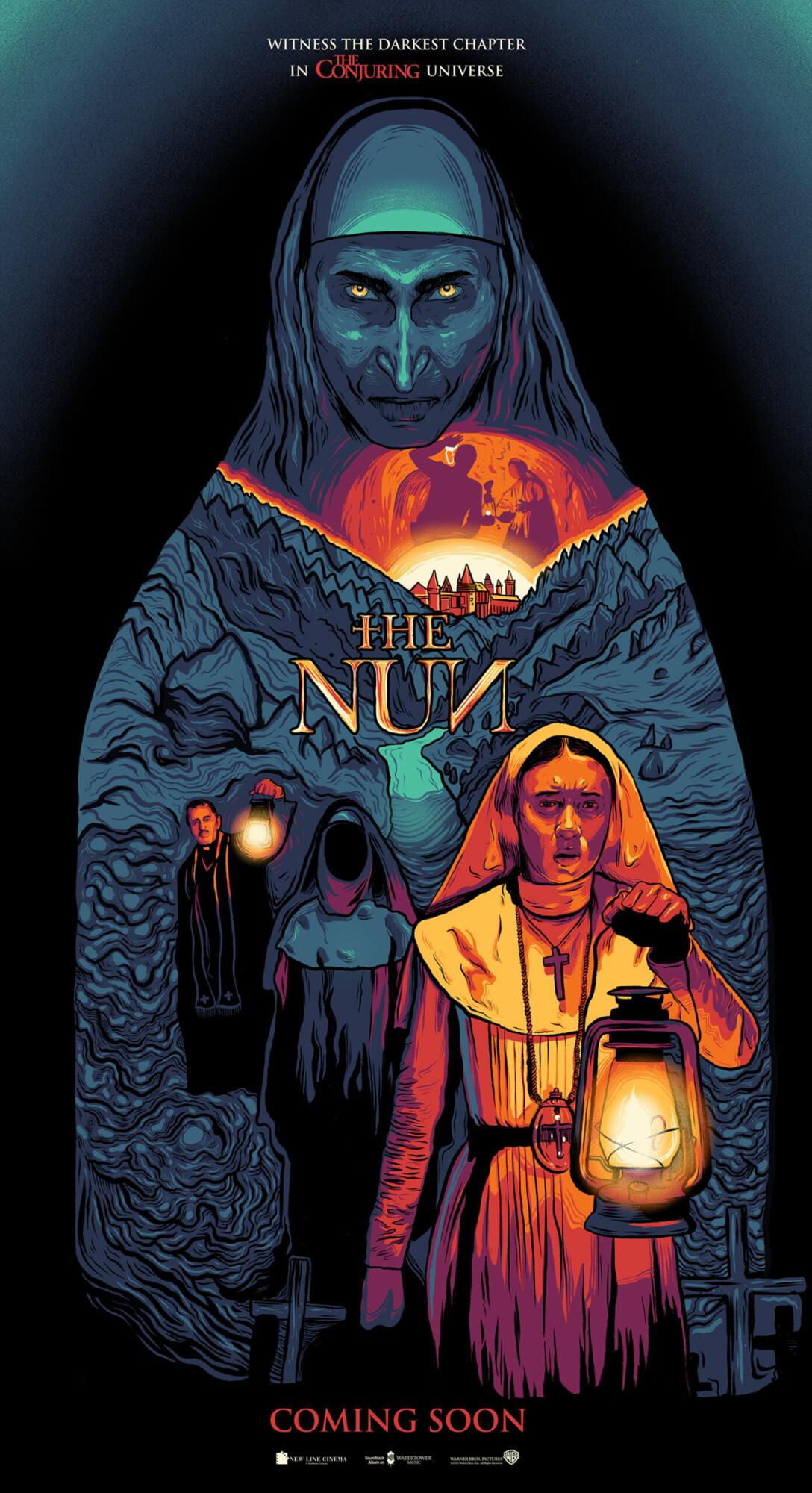 The Nun 2018 Posterspy