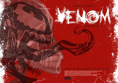 Venom by Chris Wykes