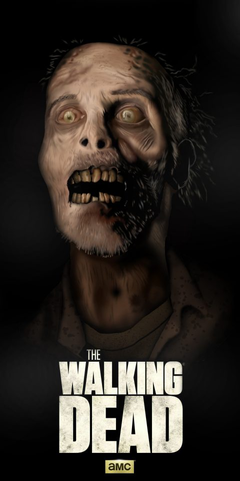 Walking Dead – Illustrated Poster