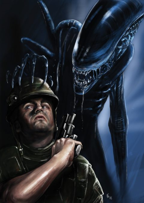 Alien – Hunted