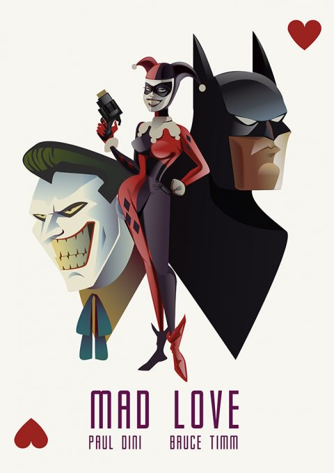 Batman TAS: Mad Love