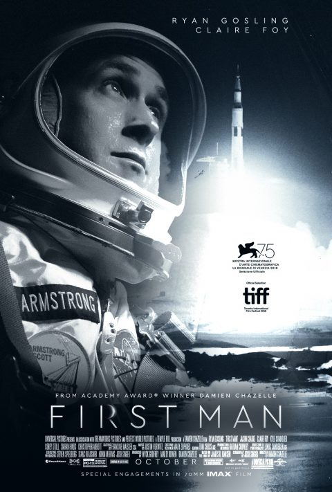 First Man – One-Sheet