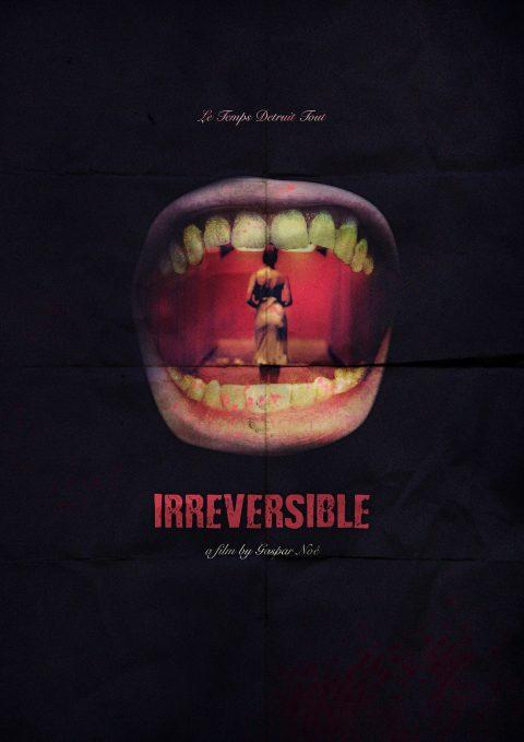 IRREVERSIBLE FILM POSTER