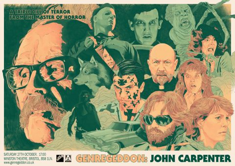 Genregeddon – John Carpenter
