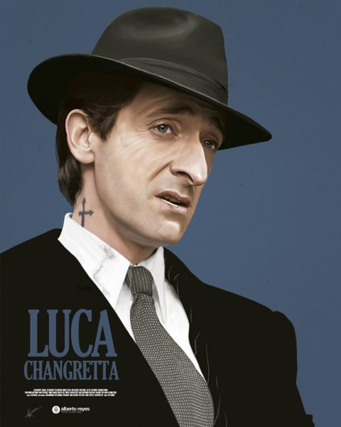 LUCA CHANGRETTA