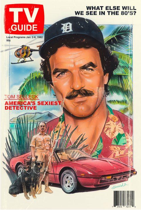 Magnum PI TV Guide