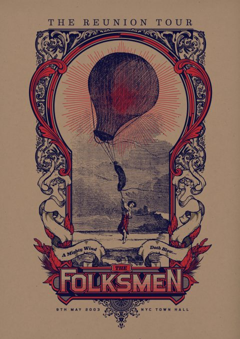 The Folksmen – Mighty Wind Tribute