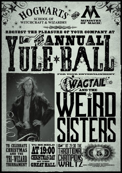 Wyrd Sisters – Harry Potter Tribute