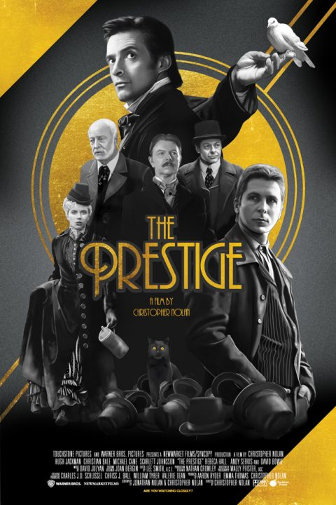 THE PRESTIGE | VARIANT