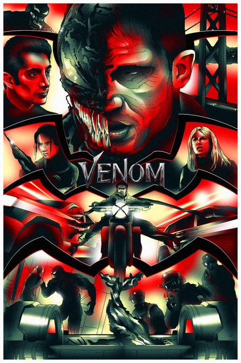 Venom (Red version)