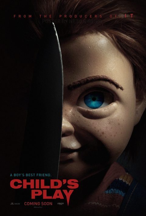 Child's Play (2019) – Poster