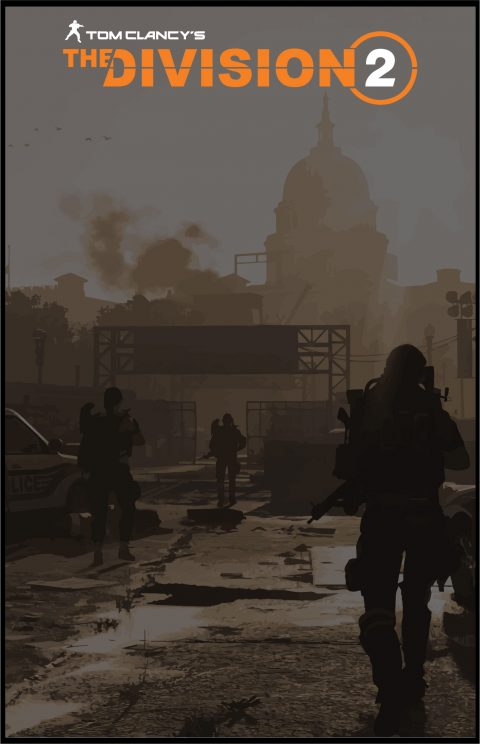 Tom Clancy's The Division 2 Poster