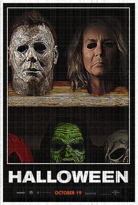 Halloween (2018) — Masks