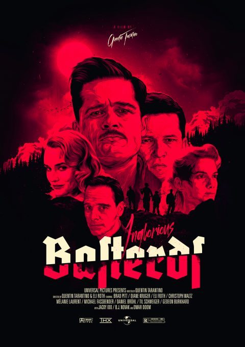 Inglorious Basterds variant