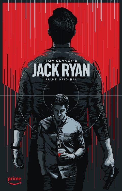 Jack Ryan Poster