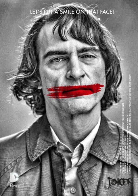 Joker by Chris Wykes