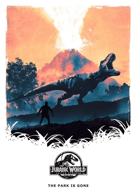 Jurassic World – Fallen Kingdom