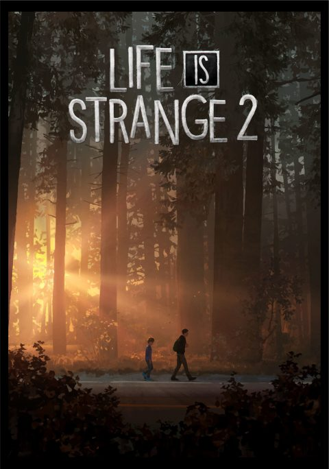 Life is Strange 2 Poster Illustration