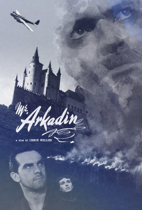 Mr. Arkadin aka Confidential Report