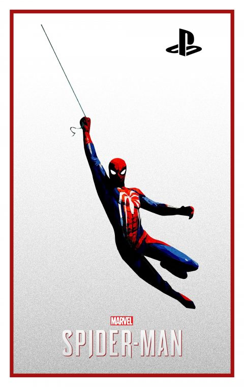 Spider-man Game poster
