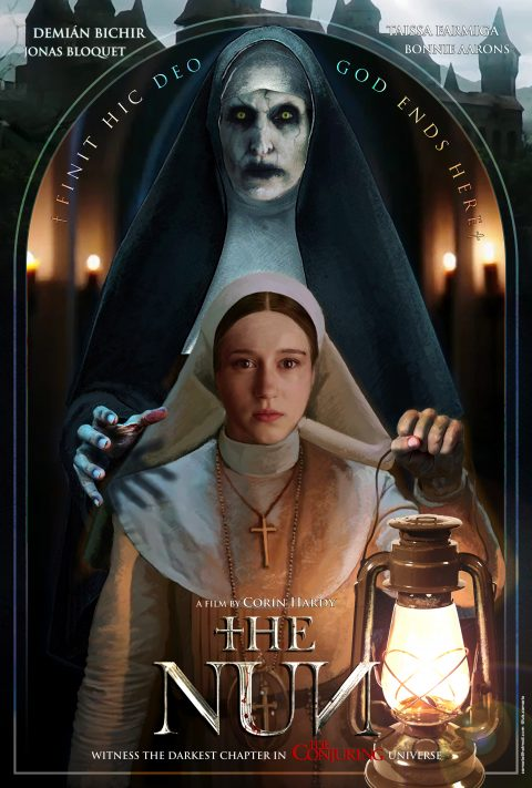 The Nun – Alternate Poster