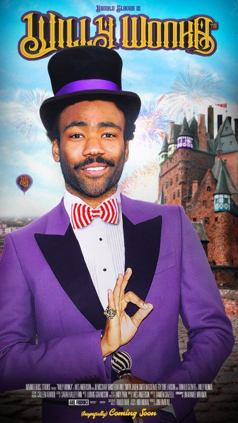 A new Wonka