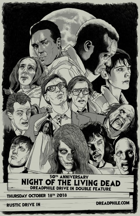 Night of the Living Dead Double Bill