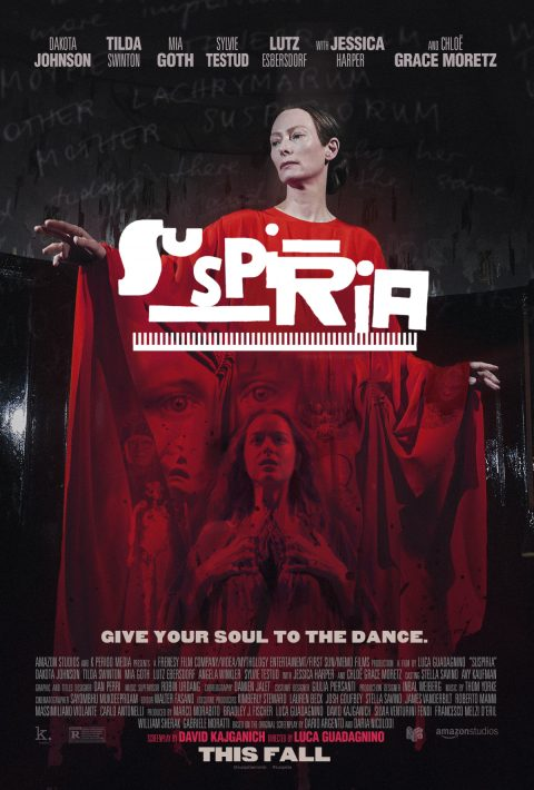 Suspiria (2018) – Alternative Poster