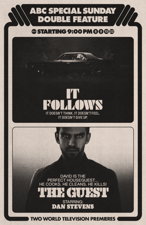 It Follows (2014) & The Guest (2014)