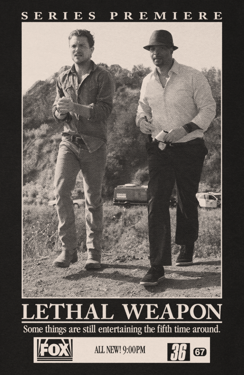 Lethal Weapon (Series)
