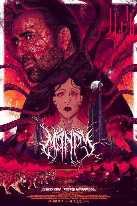Mandy – Rage Variant