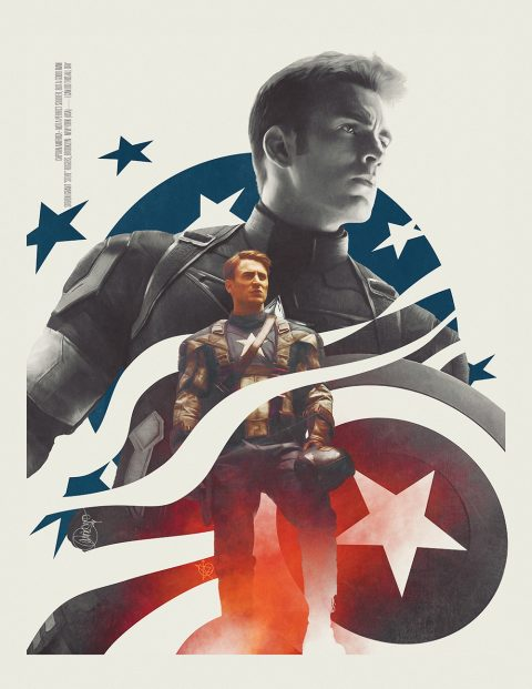 The Aven6ers: Captain America