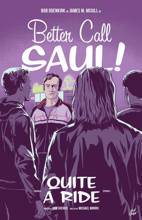 Better Call Saul season 4 episode 5