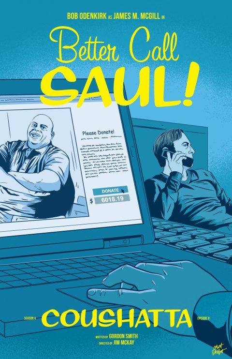 Better Call Saul season 4 episode 8