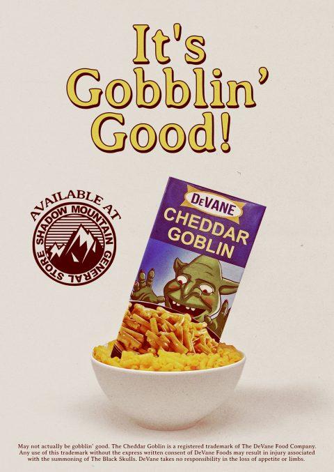 Cheddar Goblin