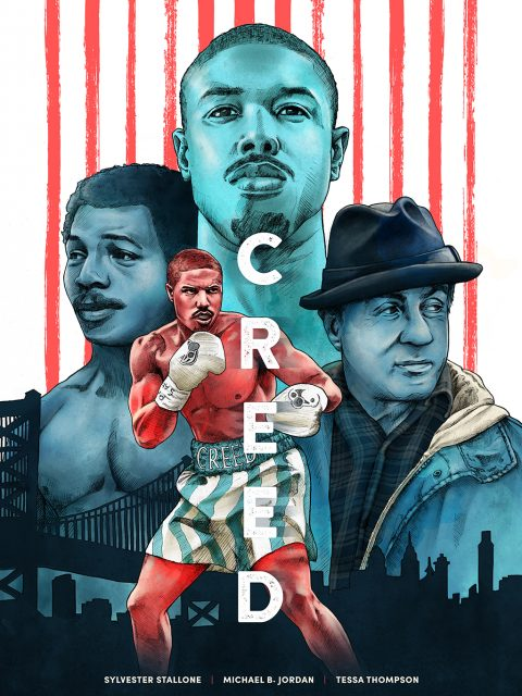 Creed Alternative Poster