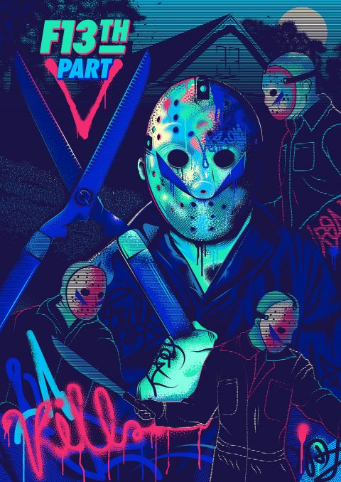 Friday The 13th – Part 5